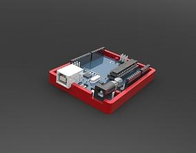3D print model Arduino Uno Case