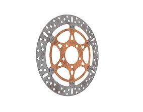 3D model Motorcycle brake disc