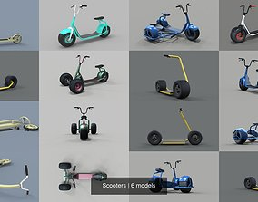 3D Scooters
