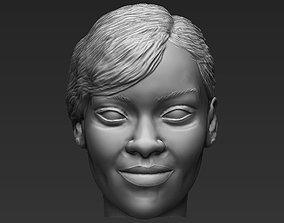 Rihanna standard version only mesh 3D model star