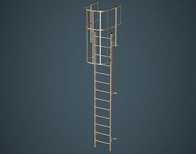 3D model Ladder 4A