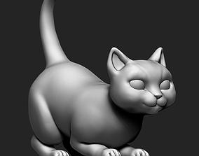 Kitten 3D printable model
