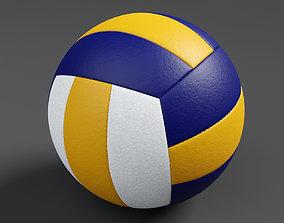 Volleyball Ball 3D model VR / AR ready