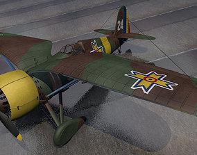 PZL P-24G 3D