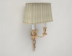 Pro - Tisserant Wall Lamp sconce 21926 3D