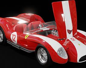 1957 Ferrari 250 Testa Rossa 3D