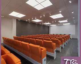 OFFICE EVENTS ROOM 3D