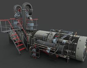 Machinery device machinery 3D PBR