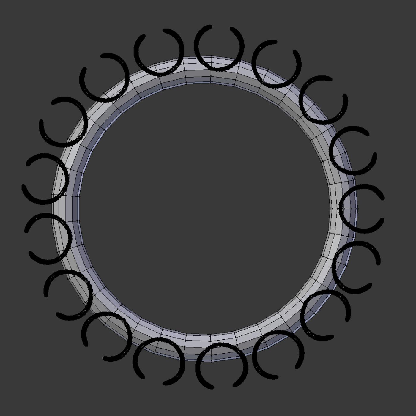 circle light