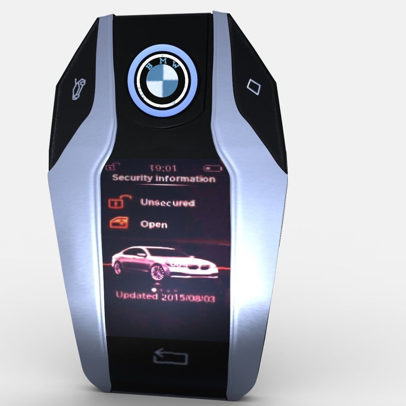 BMW Car Key Touch 7
