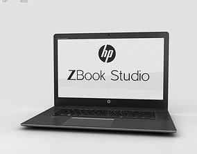 HP Zbook Studio 3D