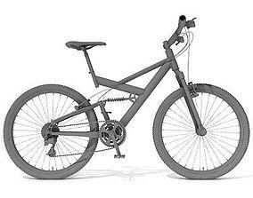 sports Mountain Bike 3D