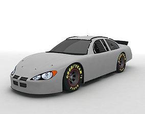 3D 2004 Dodge Intrepid Stock Car NASCAR
