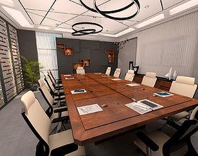 OFFICE BUILDING 3D 3dsmax