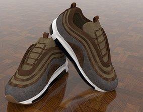 shoes sport 3D model