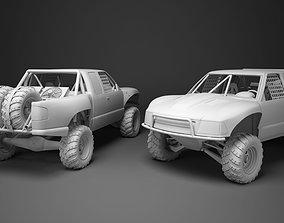 X Revo 3D model