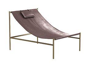 3D model Vigo chair by potocco