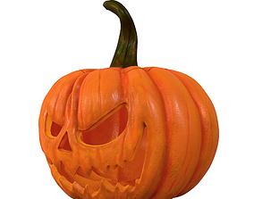 3D other Halloween Pumpkin