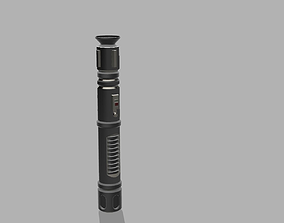 3D print model Custom Lightsaber Handle
