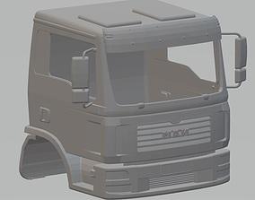Man TGL Printable Cab Truck