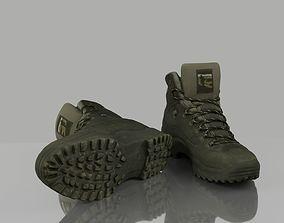 Boots 3D asset