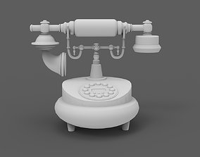 mobile telephone 3D print model