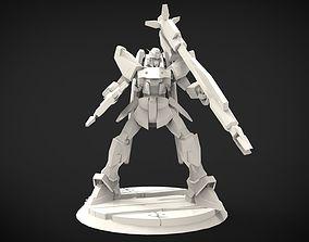 Gundam F91 3D printable model