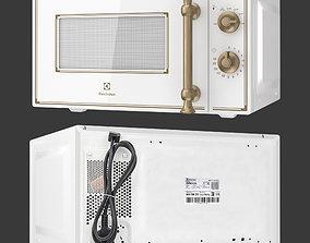3D model Microwave oven Electrolux EMM20000OC