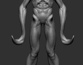 3D Creature Ladle