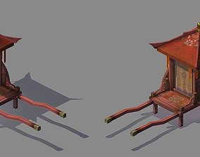 Game Official - Transport - Carriage 02 3D model