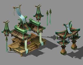 3D Game Metaphysics - Daoist - Taigonggong