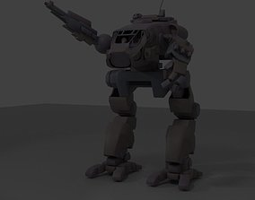 Warfare Robot 3D