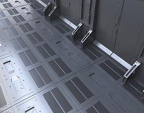 wall and flor asset V3 3D model