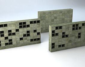 3D model Columbarium Pack