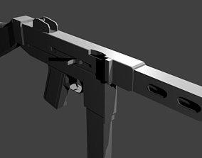 Hyde M1944 Carbine 3D model