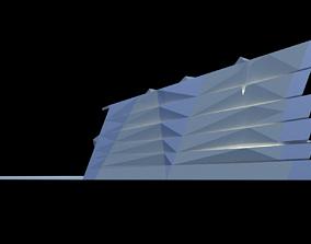 3D printable model Grand Rgyptian Museum