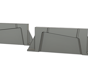 Deep Tuttle box for windsurfing board 3D printable model