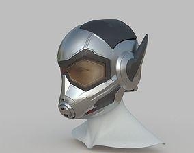 3D printable model Wasp helmet
