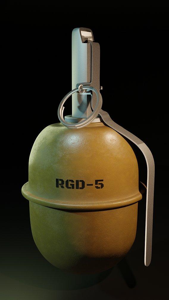 RGD-5 Grenade