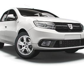 Dacia Logan 2019 3D
