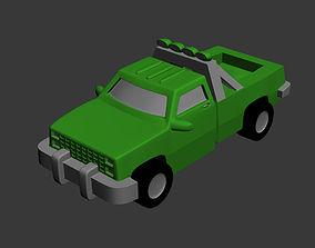 PickUp 3D Model For Printing