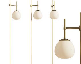 3D Floor Lamp Erich Maytoni Modern