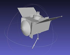 Basic Printable OSIRIS-REx Model