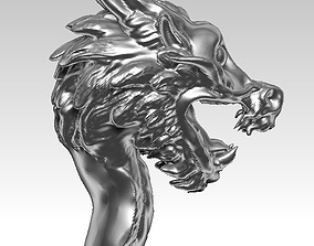 3D printable model China Dragon