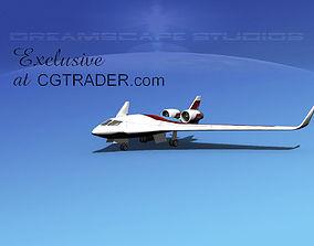 Dreamscape AC-121 V07 3D model