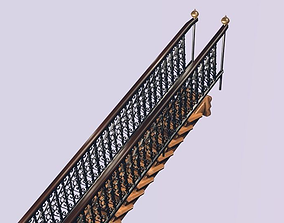 3D model House Stairs