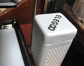 Elegoo Mars Pro Carbon Filter Box 3D print model