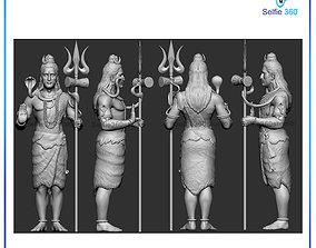 Shivji Idol 3D Printable model