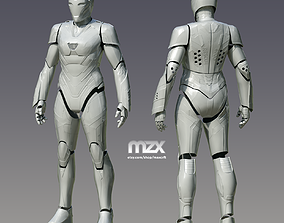 Pepper Pots Rescue Mark 49 suit for