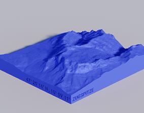 3D Model of Zugspitze